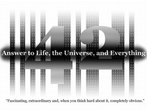 42-the-answer-to-life-the-universe-and-everything