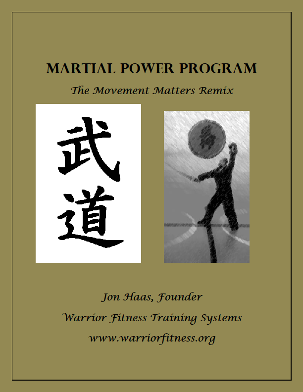 Martial Power Cover