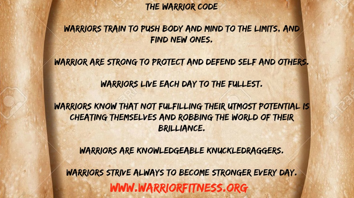 the-warrior-code